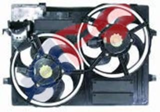 Picture of FAN ASSY 02-05 X-TYPE