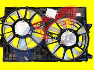 Picture of FAN ASSY 14-19 3.2L STD-DUTY DUAL CHEROKEE