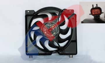 Picture of A/C FAN ASSY 97-01 V6/4.0 CHEROKEE