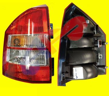 Picture of TAIL LAMP 07-10 LH COMPASS
