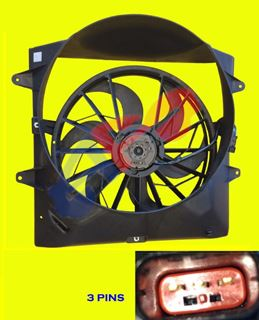 Picture of FAN ASSY 04-04 4.0L W/SHROUD