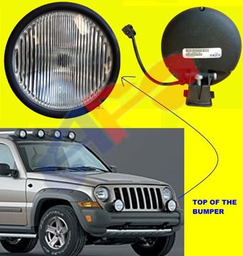 Picture of FOG LAMP 05-07 R=L RENEGADE LIBERTY