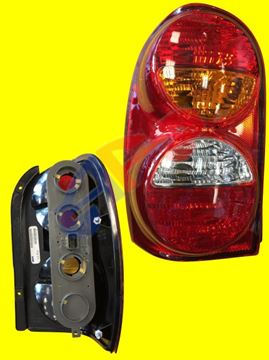 Picture of TAIL LAMP 02-04 LH LIBERTY