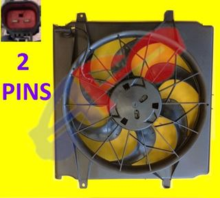 Picture of COOLING FAN 02-04 3.7/4CYL LIBERTY