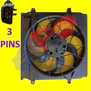 Picture of COOLING FAN 05-07 2.4/4CYL LIBERTY