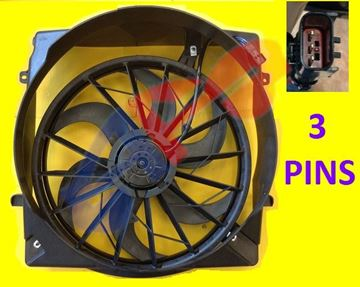 Picture of COOLING FAN 05-05 3.7/6CYL LIBERTY