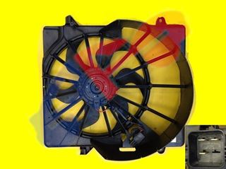 Picture of COOLING FAN 08-12 LIBERTY