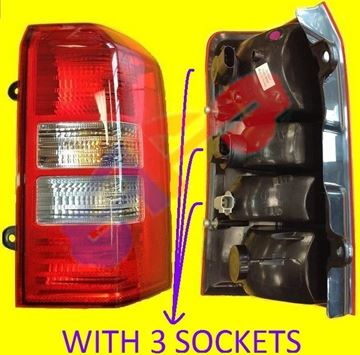 Picture of TAIL LAMP 07-14 RH 3 SOCKET PATRIOT
