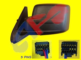 Picture of MIRROR 07-09 LH TXT PWR MAN-FOLD PATRIOT