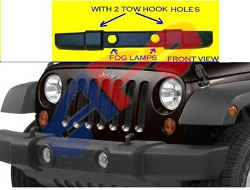 Picture of BUM 07-16 FT W/TOW W/FOG WRANGLER