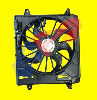 Picture of COOLING FAN 07-08 W/RESISTOR WRANGLER