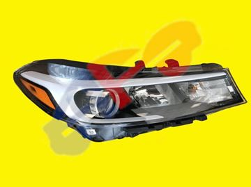 Picture of HEAD LAMP 17-18 RH TO 7-4-17 W/O LED SDN FORTE/SX FORTE5 H/B