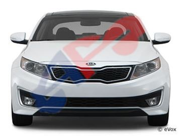 Picture of =KAOP04-11C ---> BUM COVER 11-13 FRONT OPTIMA HYBRID