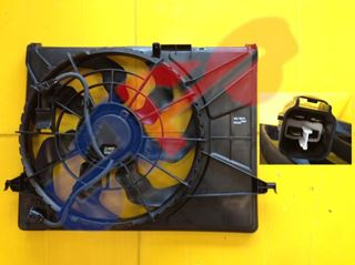 Picture of COOLING FAN 06-10 2.7L OPTIMA