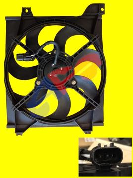 Picture of FAN RAD 06-07 LH SDN/5DOOR RIO/5RIO