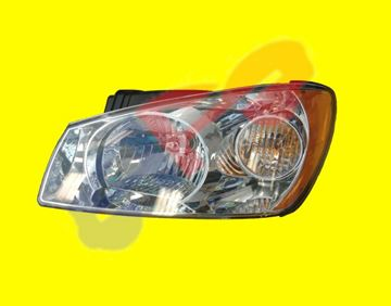 Picture of HEAD LAMP 04-06 LH LX CH SPECTRA