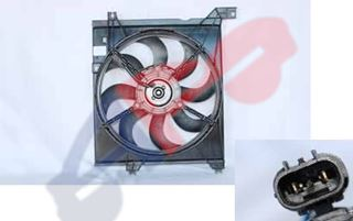 Picture of RAD FAN ASSY 06/04-09 LH SPECTRA