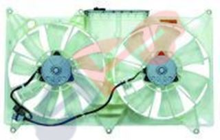 Picture of RAD FAN 98-05 DUAL GS