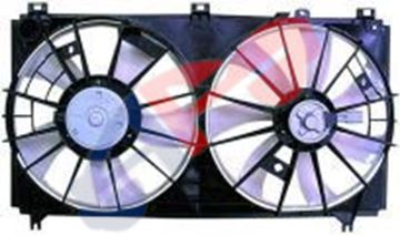 Picture of COOLING FAN 06-13 3.5L SDN LX IS250/350 (10-15 CONV IS250C/350C)
