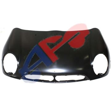 Picture of HOOD 02-06 BASE W/O HOLE HB/05-08 CONV COOPER