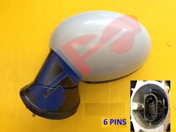 Picture of MIRROR 07-13 LH PTD PWR HT HB/09-15 CONV/08-14 CLUBMAN/12-15 CPE/ROADSTE COOPER