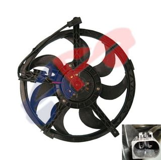 Picture of COOLING FAN 07-13 BASE HB/09-15 CONV/12-15 CPE/ROADSTER/08-14 CLUBMAN/11-16 COUNTRYMAN/13-16 PACEMAN COOPER