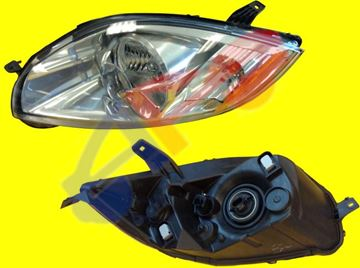 Picture of HEAD LAMP 06-12 LH HALOGEN ECLIPSE