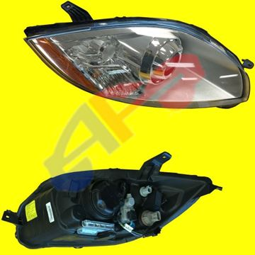 Picture of HEAD LAMP 06-13 RH HID ECLIPSE