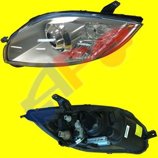 Picture of HEAD LAMP 06-13 LH HID ECLIPSE