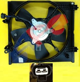 Picture of RAD FAN ASSY 02-02 LANCER