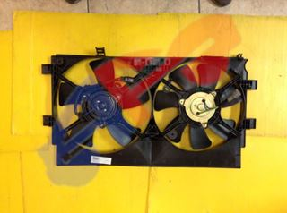 Picture of FAN ASSY 08-17 DUAL W/TURBO LANCER/08-15 EVOLUTION/09-17 SPORTBACK