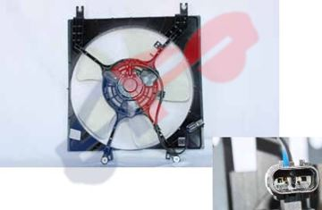 Picture of FAN ASSY RAD 97-01 MIRAGE