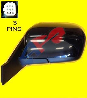 Picture of MIRROR 06-10 LH PTD PWR MAN-FOLD MAZDA 5