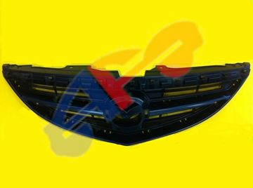 Picture of GRILLE 09-13 BLK MZ6