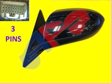 Picture of MIRROR 09-13 LH PTD PWR NON-FOLD MAZDA 6