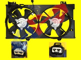 Picture of RAD FAN ASSY 03-08 V6 W/O CFM MZ6