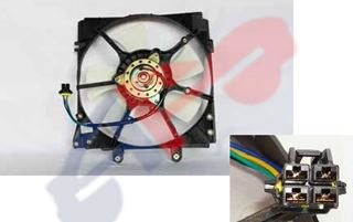 Picture of RAD FAN ASSY 93-96 AT MX6/626