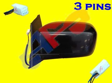 Picture of MIRROR 07-12 LH PTD PWR MAN-FOLD CX-7