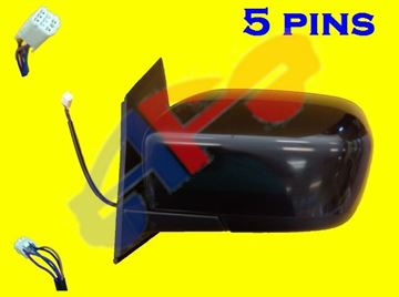 Picture of MIRROR 07-12 LH PTD PWR HT MAN-FOLD CX-7