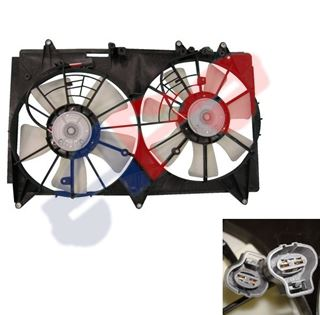 Picture of COOLING FAN 07-09 MZ CX-7