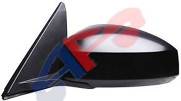 Picture of MIRROR 03-04 LH PTD PWR HT TOURING 350Z/05-09 FITS ALL NISSAN