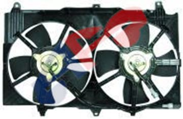 Picture of COOLING FAN 03-06 DUAL NS 350Z/03-06 G35 CPE/SDN