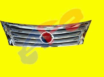 Picture of GRILLE 13-15 SDN CHR/CHR-SILVER ALTIMA