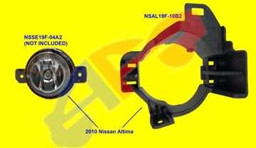Picture of BRACKET,FOG LAMP 10-12 LH SDN ALTIMA