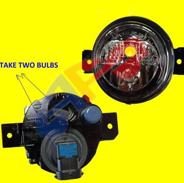 Picture of FOG LAMP 16-18 RH W/DRL ALTIMA/13-16 PATHFINDER