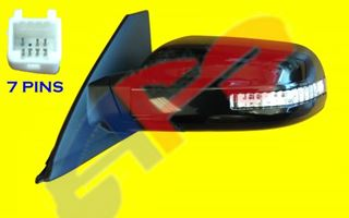 Picture of MIRROR 08-12 LH PTD PWR HT W/SIG MAN-FOLD 3.5L CPE ALTIMA