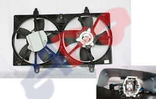 Picture of COOLING FAN 02-06 ALTIMA/04-08 MAXIMA