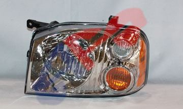 Picture of HEAD LAMP 01-04 LH SE/SC FRONTIER
