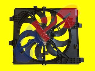 Picture of COOLING FAN 11-14 SINGLE (15-16 NISMO RS) JUKE