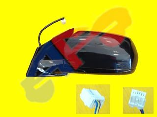 Picture of MIRROR 03-04 LH PTD PWR MAN-FOLD MURANO